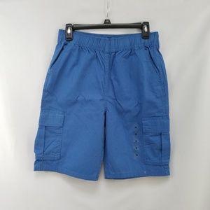 Childrens Place Boys Blue Cargo Shorts 16